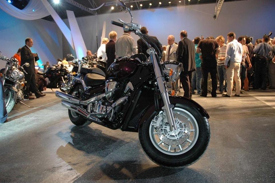 Salon de la moto 2007, le guide des Stands : Suzuki
