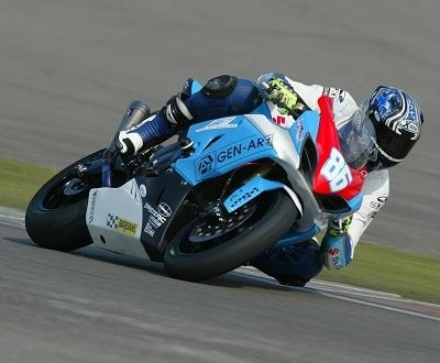 Superstock 1000 - Interview Loïc Napoleone: A l'attaque de Monza !
