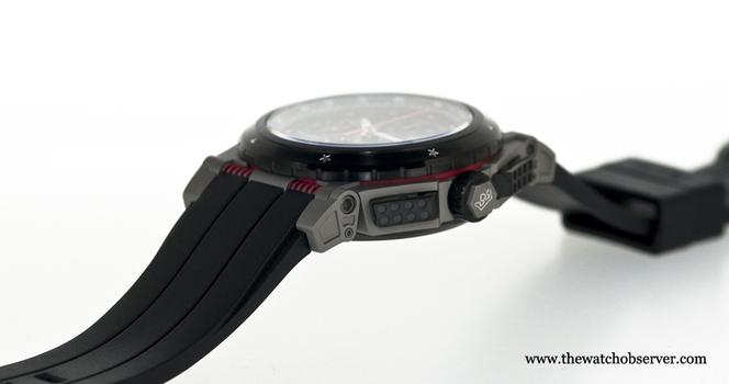 Les montres mythiques : Marvin Chrono Sébastien Loeb