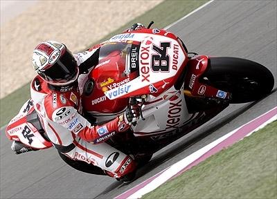 Superbike - Monza D.1: Fabrizio fait le beau