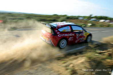 Photos : la saison WRC de Jean-Marie Farina