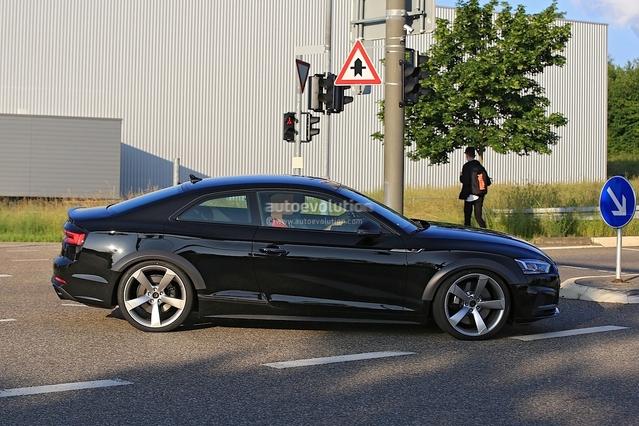 Scoop : la future Audi RS5 de sortie