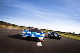 24 Heures du Mans : Caradisiac dans le stand de Ford qui prépare son retour (vidéo)