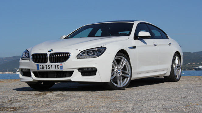 Essai vidéo - BMW Série 6 Gran Coupé : grand dans tous les domaines