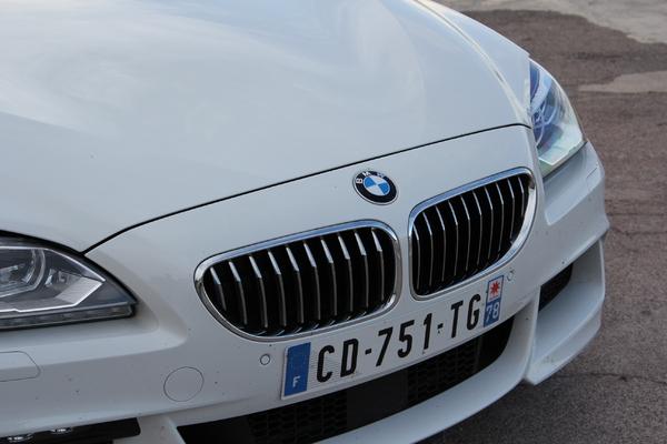 Bmw Serie 6 F06 Gran Coupe