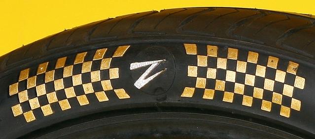 Insolite : voici les pneus les plus chers au monde