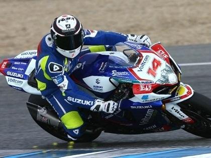 Superbike – Tests Jerez: Rea marque son territoire Kawasaki sous la pluie