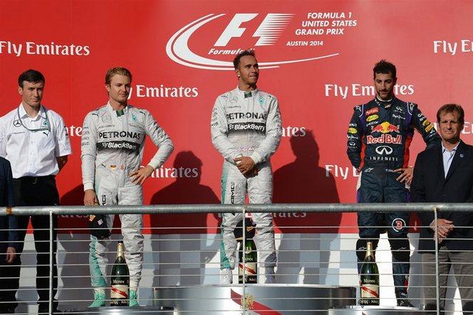 F - GP des USA - Hamilton est toujours le plus fort