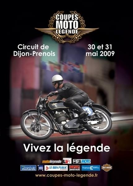 Coupes Moto Légende : Les 30 & 31 Mai à Dijon (21)