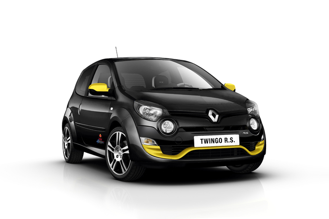 renault twingo r s red bull racing rb7 s rie limit e pour petits vettel. Black Bedroom Furniture Sets. Home Design Ideas