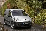 VUL - Peugeot Partner: la fiche technique
