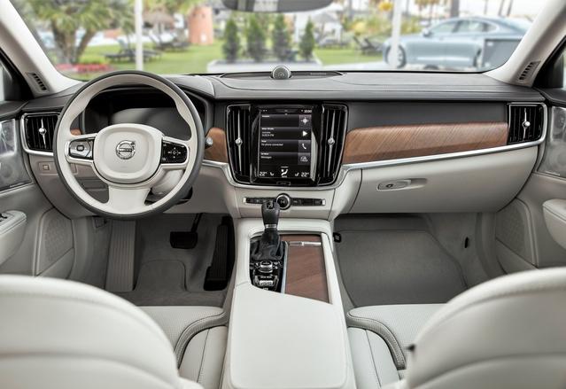 Essai vidéo - Volvo V90: techno-cargo