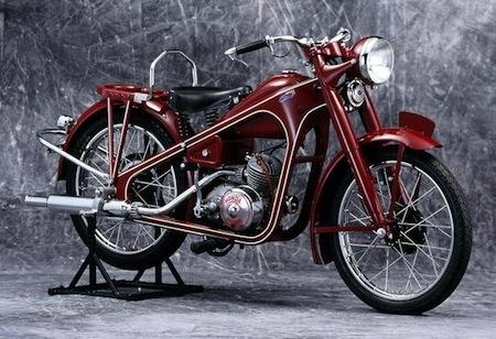 Honda: plus de 300 millions de motos déjà produites