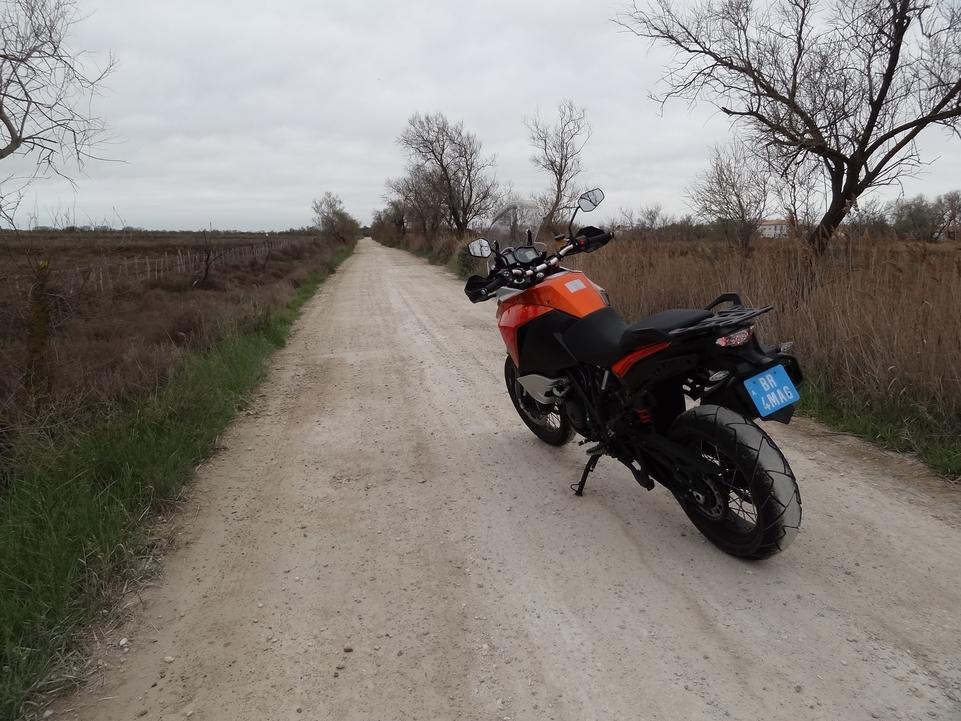 La KTM Adventure 1190 au quotidien : épisode 4, le voyage