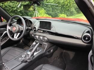 Première vidéo de la Fiat 124 Spider - Découvrez les premières images de l'essai en live