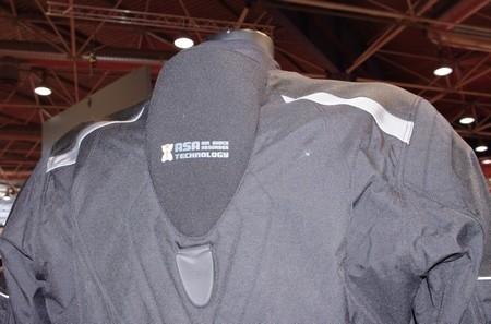 JPMS 2010 en différé : Mac Adam vous offre un bol d'air avec sa veste Airshield.