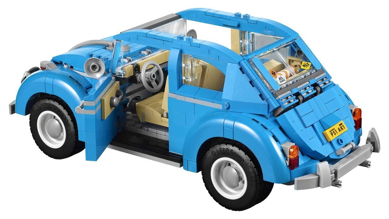 Lego D 233 Voile Une Coccinelle Type 1