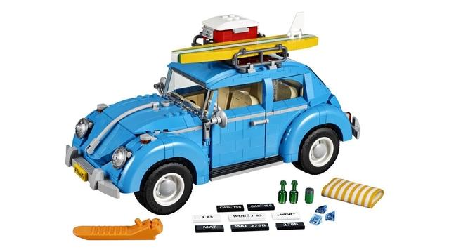 Lego dévoile une Coccinelle Type 1