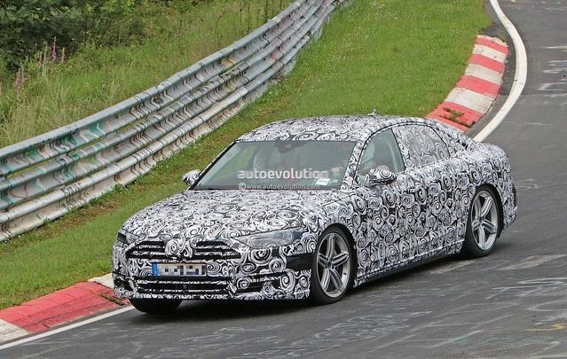 Surprise : la prochaine Audi A8 s'attaque à l'enfer vert