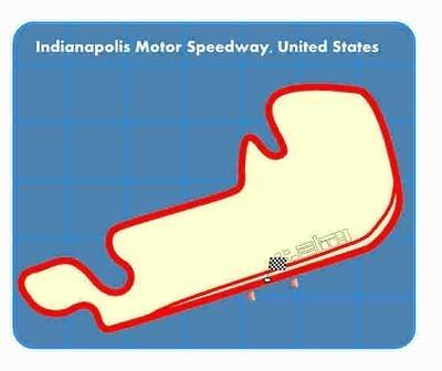 Moto GP: Le 14 septembre 2008 à Indy, pour les trois catégories.
