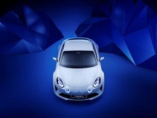 Le concept Vision est la dernière étape avant la voiture de série.
