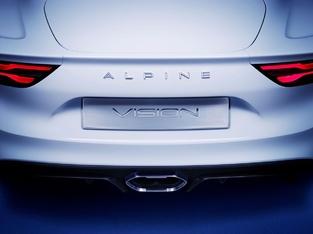 La nouvelle Alpine sera dévoilée avant Noël. Joli cadeau pour les fans.