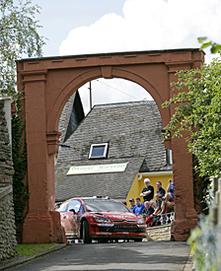 WRC: Allemagne D.2: Loeb en tête à la mi journée