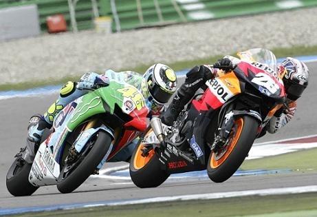 Moto Gp : Pedrosa privé de victoire