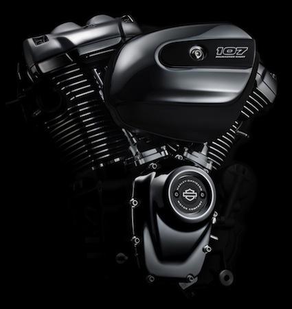 Harley-Davidson: de nouveaux moteurs pour la gamme 2017