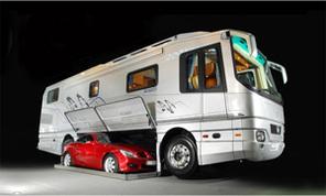 100 id es de cadeaux de no l luxe for Camping car de luxe avec piscine