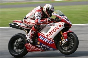 Superbike - Monza M.1: Fabrizio rafle la mise dans les derniers mètres