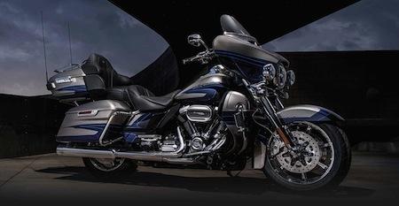 Harley-Davidson 2017 façon CVO