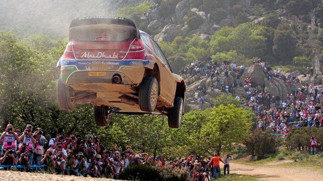 WRC Sardaigne : Loeb renoue avec la victoire