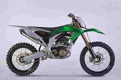 Benelli promet sa motocross à la fin de cette année.