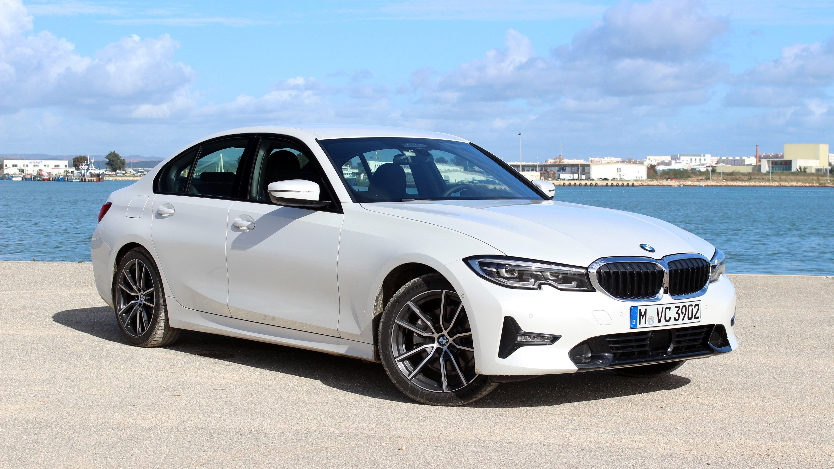 La BMW Série 3 G20 arrive en occasion : toujours aussi chère