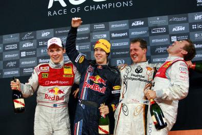 Loeb s'offre la Course des Champions, l'Allemagne celle des Nations