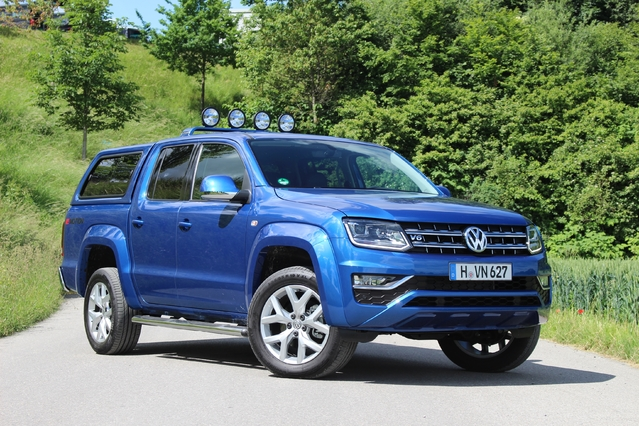 Essai video - Volkswagen Amarok restylé : le pick-up premium