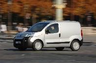 VUL - Peugeot Bipper: la fiche technique