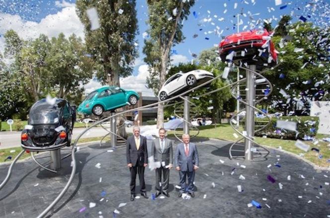 Volkswagen passe la barre des 10 millions de véhicules produits au Mexique