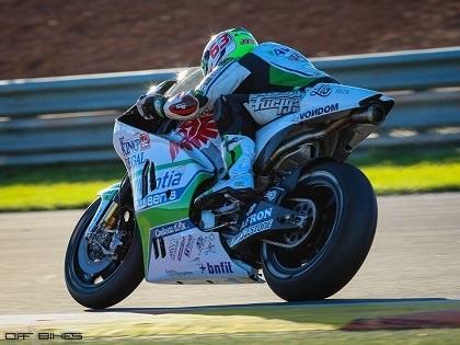 Moto GP – 2015: Mike Di Meglio a adopté sa Ducati
