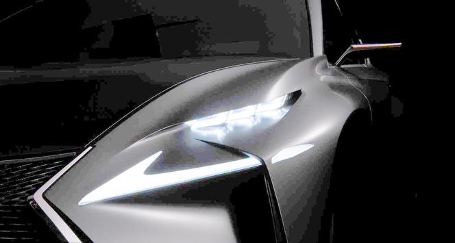 Francfort 2013 : Lexus annonce un concept