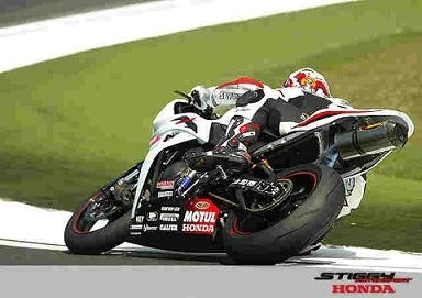 Supersport: Vallelunga Test D.2: Brookes gagne sa légitimité.