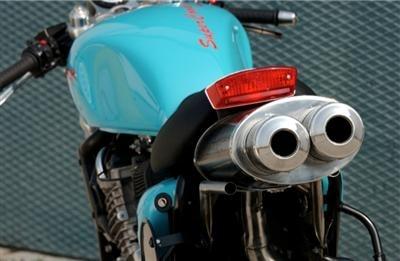 """Photo du jour : Mister Martini et sa Sport Cooper Racer """"une anglaise qu'il aime à l'italienne"""""""