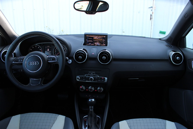 Essai - Audi A1 1.4 TFSI  COD 140 ch: sportive des villes