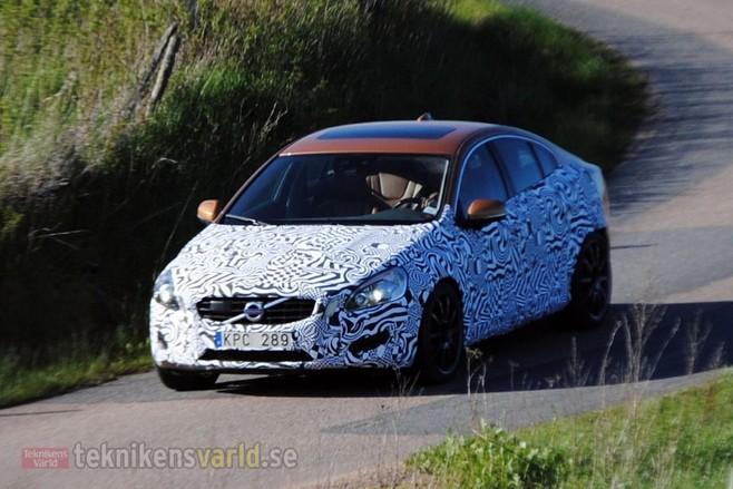 Polestar Volvo S60 : une concurrente aux BMW M3 et Mercedes C63 AMG ?