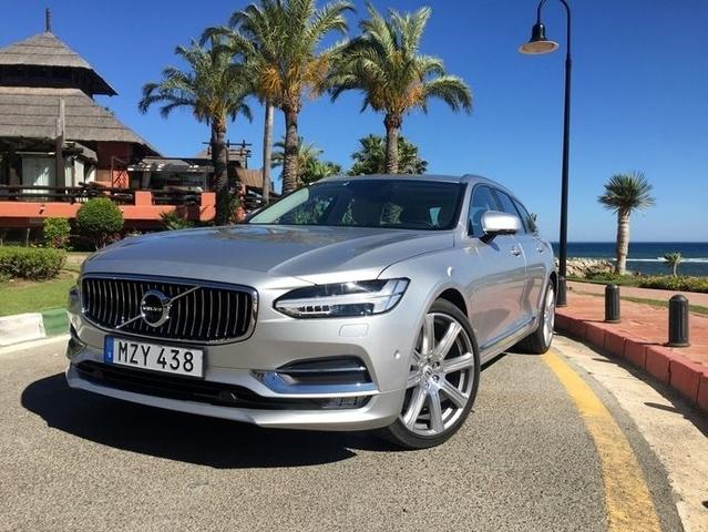 La Volvo V90 arrive en concession : les Suédois refont le break