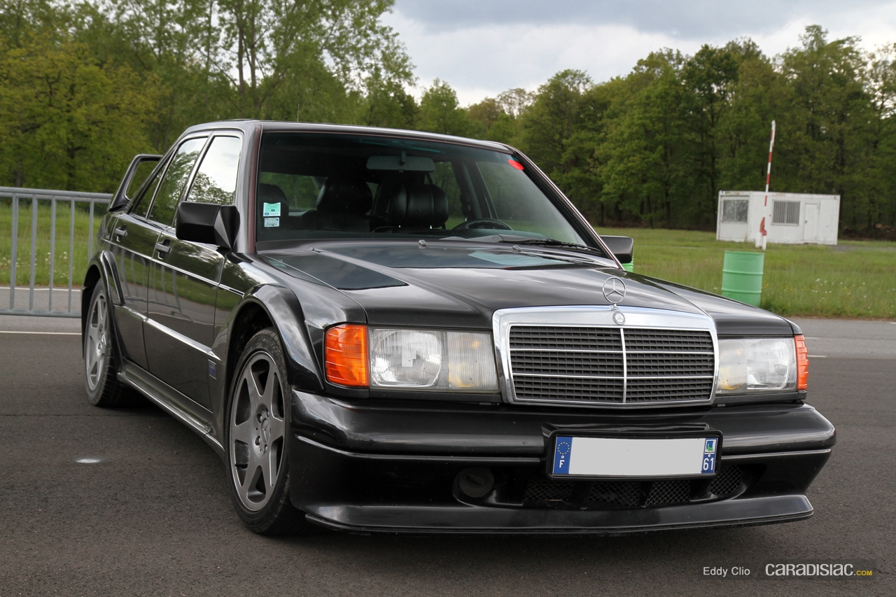 Photos du jour mercedes benz 190 e 2 5 16 evolution 2 for Mercedes benz prestige