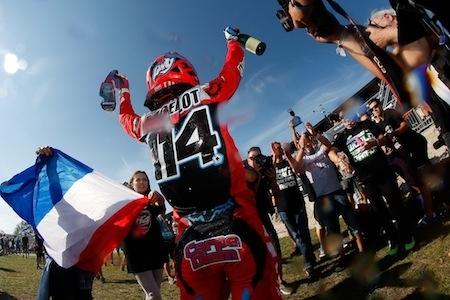Motocross féminin: Livia Lancelot championne du Monde 2016!