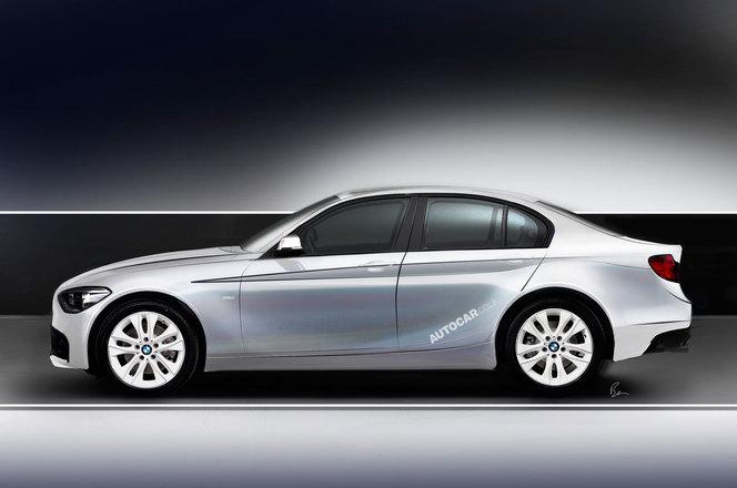 BMW Série 1: bientôt en 4 portes!