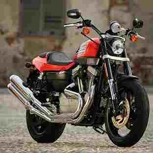 Harley Davidson promet la XR 1200 pour le printemps 2008.